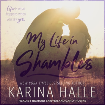 My Life in Shambles audiobook by Karina Halle