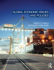 Global Economic Issues and Policies ebook by Daniels, Joseph P.