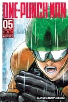 One-Punch Man, Vol. 5 ebook by Yusuke Murata, ONE
