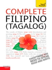 Complete Filipino (Tagalog) Beginner to Intermediate Course - Learn to read, write, speak and understand a new language with Teach Yourself ebook by Laurence McGonnell,Corazon Salvacion Castle