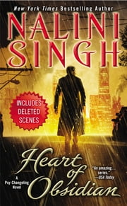 Heart of Obsidian ebook by Nalini Singh