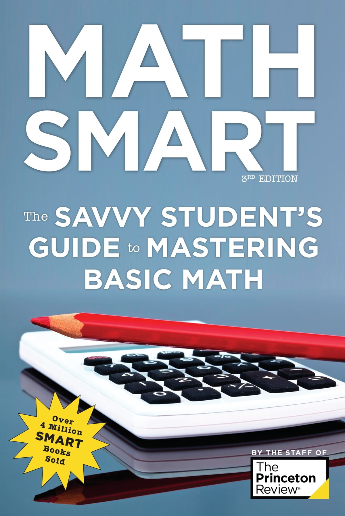 Math Smart, 3rd Edition eBook by Princeton Review - 9781524710590 ...