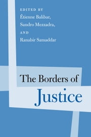 The Borders of Justice ebook by Balibar, Etienne