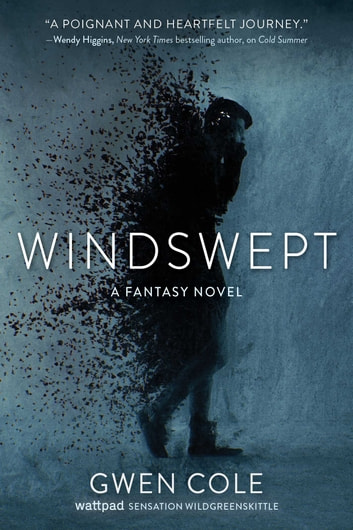 Windswept - A Fantasy Novel ebook by Gwen Cole