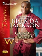 Quade's Babies ebook by Brenda Jackson