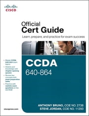 CCDA 640-864 Official Cert Guide ebook by Anthony Bruno,Steve Jordan