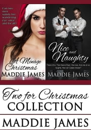 Two for Christmas ebook by Maddie James