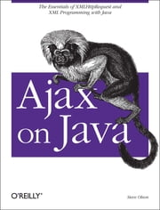 Ajax on Java ebook by Steven Douglas Olson