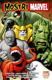 Mostri Marvel (Marvel Collection) ebook by Eric Powell, Peter David, Stan Lee,...