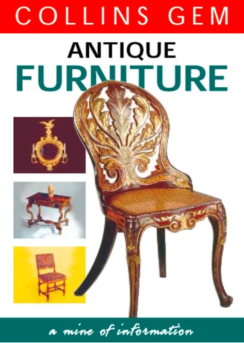 Antique Furniture (Collins Gem) ebook by Collins