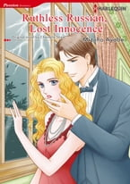 RUTHLESS RUSSIAN, LOST INNOCENCE, Harlequin Comics