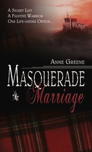 Masquerade Marriage ebook by Anne Greene