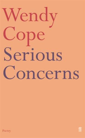Serious Concerns ebook by Wendy Cope