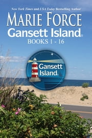 Gansett Island Boxed Set Books 1-16 ebook by Marie Force