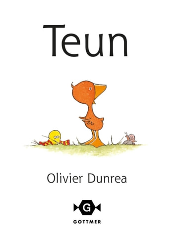 Teun ebook by Olivier Dunrea