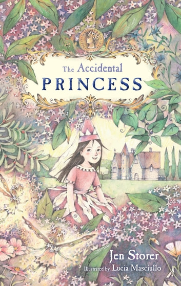 The Accidental Princess ebook by Jen Storer