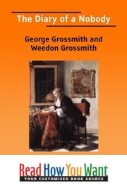 The Diary Of A Nobody ebook by Weedon Grossmith George Grossmith and