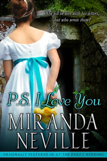 P.S. I Love You (Love Letters From an Earl) ebook by Miranda Neville