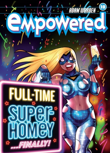 Empowered Volume 10 ebook by Adam Warren
