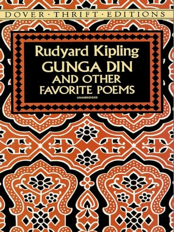 Gunga Din and Other Favorite Poems ebook by Rudyard Kipling
