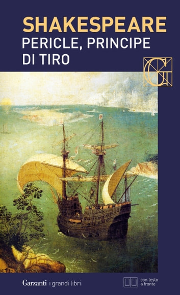 Pericle, principe di Tiro. Con testo a fronte ebook by William Shakespeare