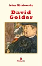 David Golder ebook by Irène Némirovsky, Fulvio Ombrosi (traduttore)
