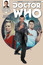 Doctor Who: The Ninth Doctor ebook by Cavan Scott, Adriana Melo, Matheus Lopes