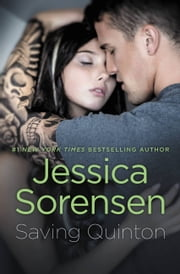 Saving Quinton ebook by Jessica Sorensen