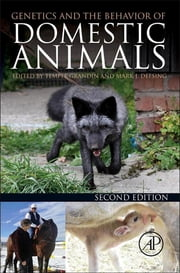 Genetics and the Behavior of Domestic Animals ebook by