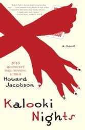 Kalooki Nights - A Novel ebook by Howard Jacobson