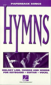 Hymns - Paperback Songs (Songbook) ebook by Hal Leonard Corp.