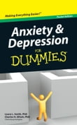 Anxiety and Depression For Dummies?, Pocket Edition