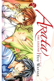 Arata: The Legend, Vol. 24 ebook by Yuu Watase