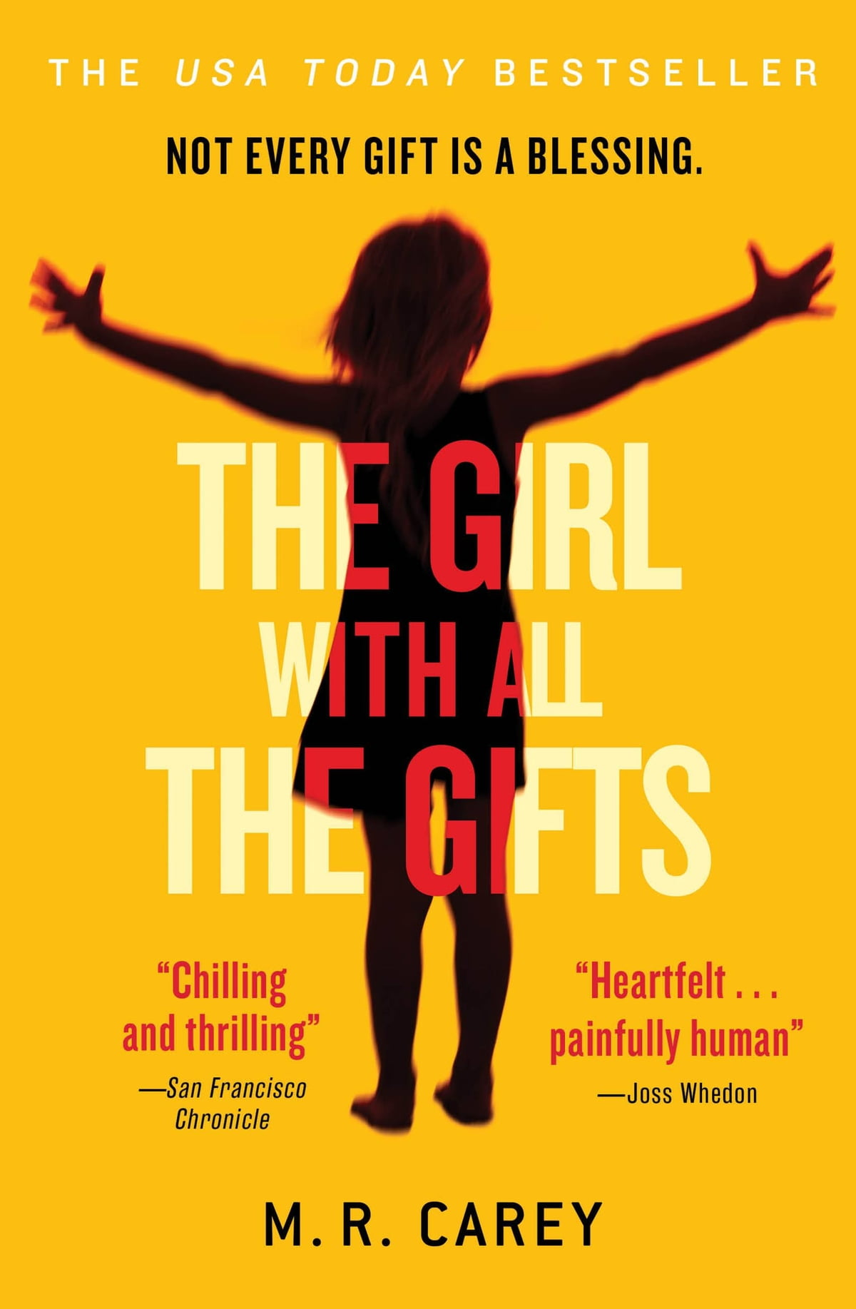 The Girl With All The Gifts Ebook By M R Carey