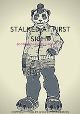 Stalked at First Sight ebook by Wolfen Saunderson