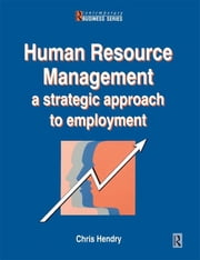 Human Resource Management ebook by Chris Hendry