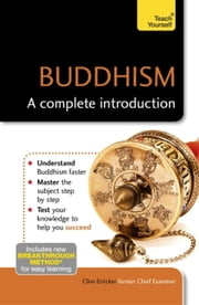 Buddhism: A Complete Introduction - Teach Yourself ebook by Clive Erricker