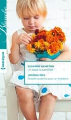 Un bébé à parrainer - Double surprise pour un médecin ebook by Susanne Hampton, Joanna Neil