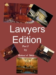 Lawyers Edition Part 3 ebook by Richard White