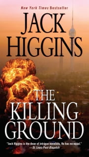 The Killing Ground ebook by Jack Higgins