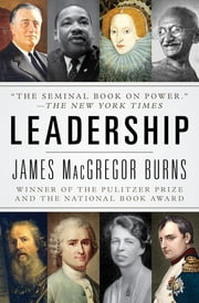 Leadership 電子書 by James MacGregor Burns