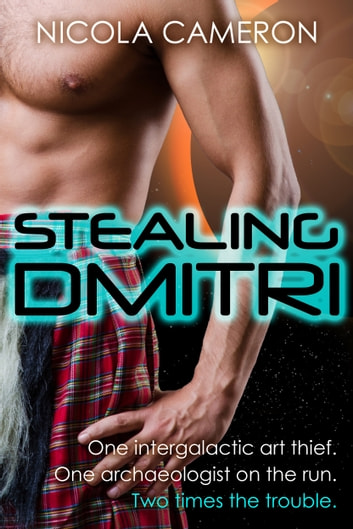 Stealing Dmitri ebook by Nicola Cameron