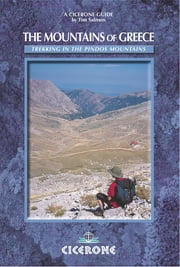 The Mountains of Greece - Trekking in the Pindhos Mountains ebook by Tim Salmon