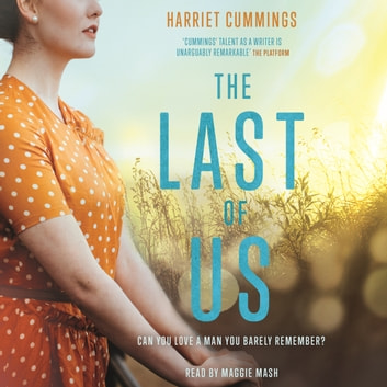 The Last of Us audiobook by Harriet Cummings
