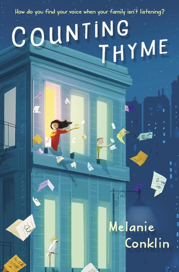 Counting Thyme ebook by Melanie Conklin