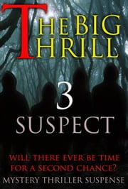 Suspect - The Big Thrill, #3 ebook by Myst Publishing