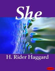 She ebook by H. Rider Haggard