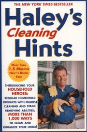 Haley's Cleaning Hints ebook by Graham Haley, Rosemary Haley