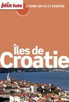 Îles de Croatie 2015 Carnet Petit Futé ebook by Dominique Auzias, Jean-Paul Labourdette