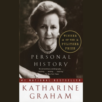 Personal History audiobook by Katharine Graham